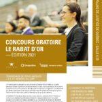 Concours oratoire - Le Rabat d'or